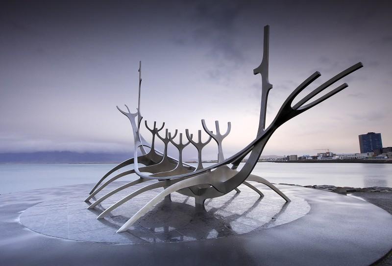 Iceland - Viking Ship