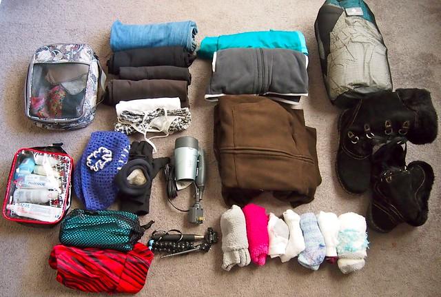 Backpack Iceland