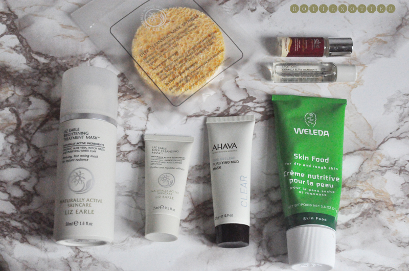 skin care routine extras