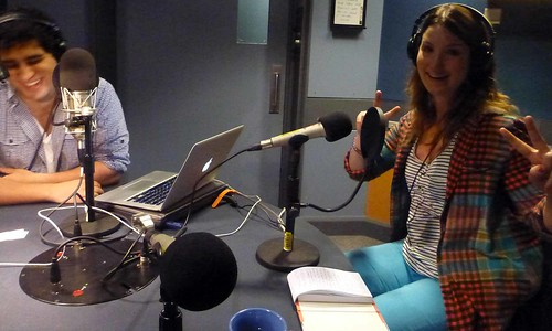 Marc Fennell and Claire Connelly - ABC Radio National - Download This Show 15th March 2012