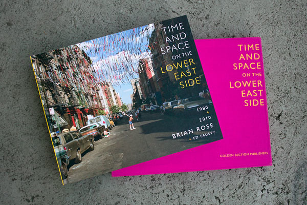 Time and Space on the Lower East Side