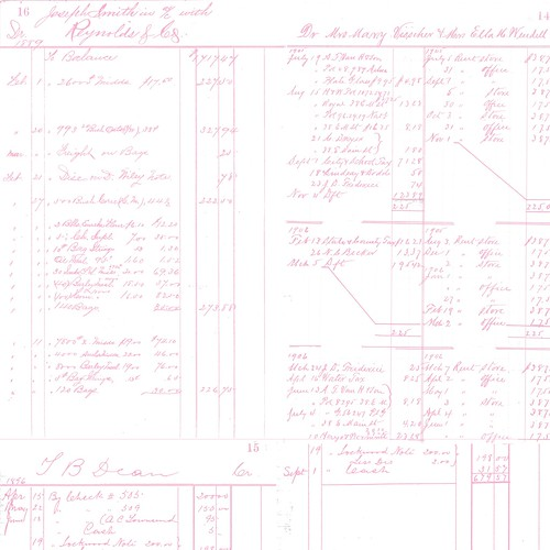 16-pink_lemonade_BRIGHT_antique_ LEDGER_12_and_a_half_inches_SQ_350dpi_melstampz