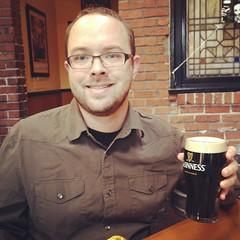 Josh + Guinness