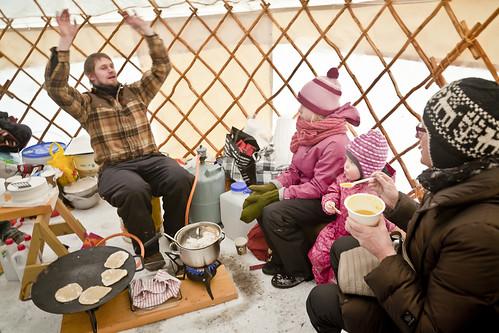Restaurant Day: Winter Endition