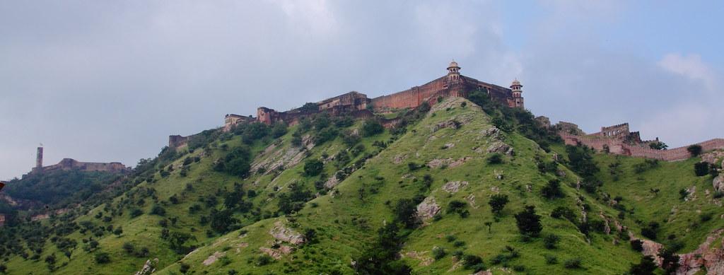 2695 Jaigarh Fort Jaipur, Rajasthan
