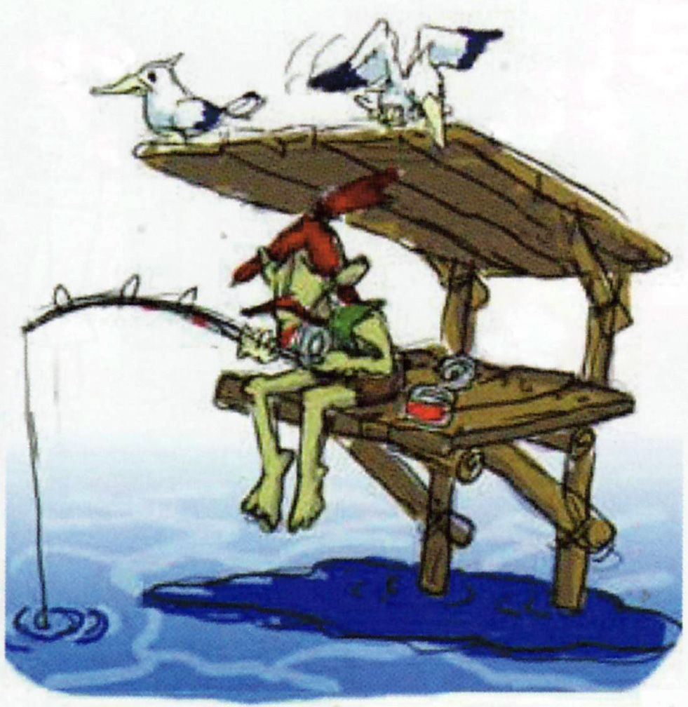 WW Fisherman