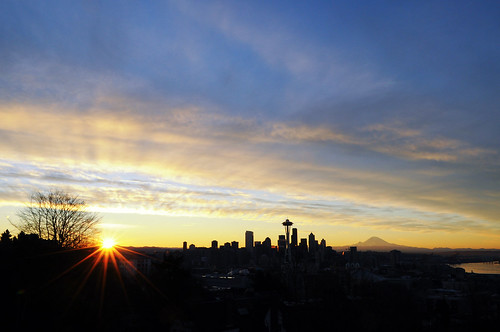 2-4-12 Seattle Daybreak