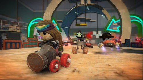 LittleBigPlanet Karting for PS3