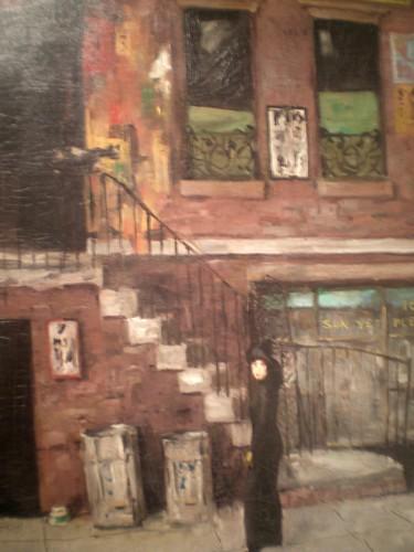 Stuart Davis 'Chinatown'