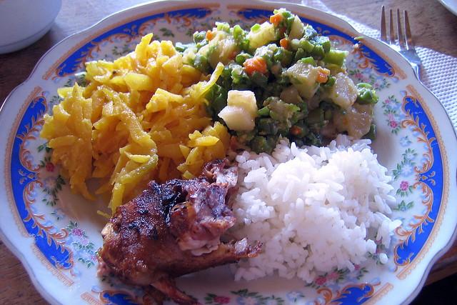 Chawaytiri lunch