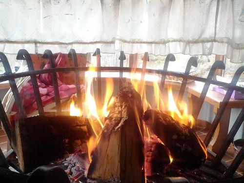 Burn like fire in Cairo