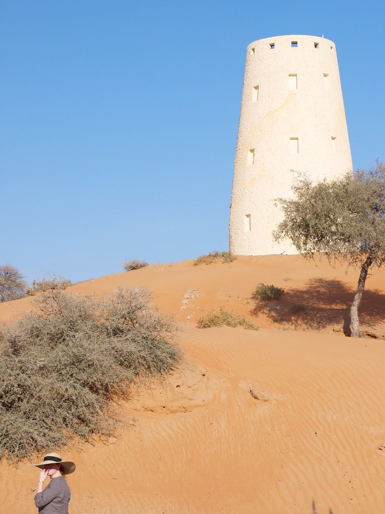 Tower on a dune