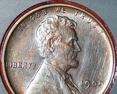Mars 1909 VDB Cent