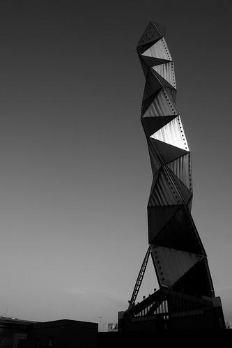 水戸芸術館 シンボルタワー