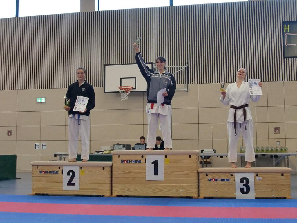 3.Platz für Hanna Fronzek