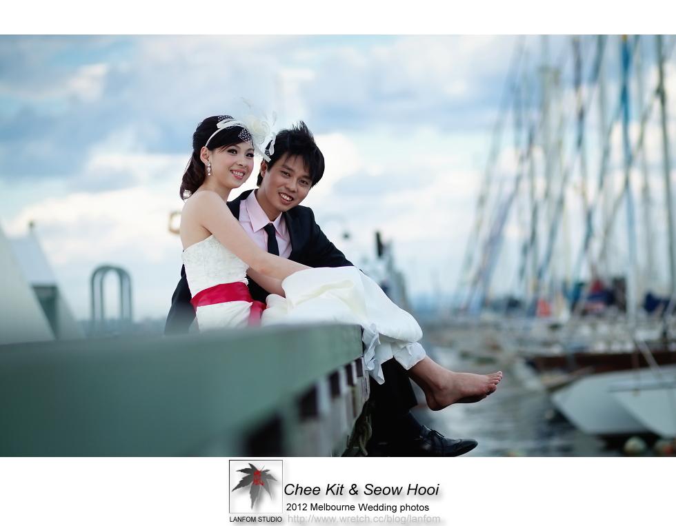 [海外婚紗-墨爾本]To Love You More/Chee Kit & Seow Hooi