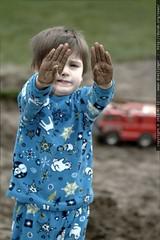 """""""my hands got a little bit dirty in the sandbox""""    …"""