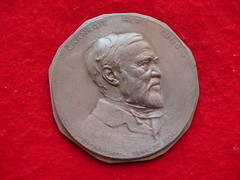 Carnegie Hero table medal