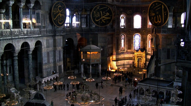 Hagia Sophia (Recovered)