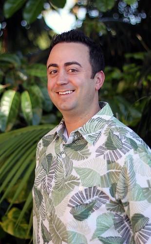 Nate Hardesty, Hyatt Regency Maui