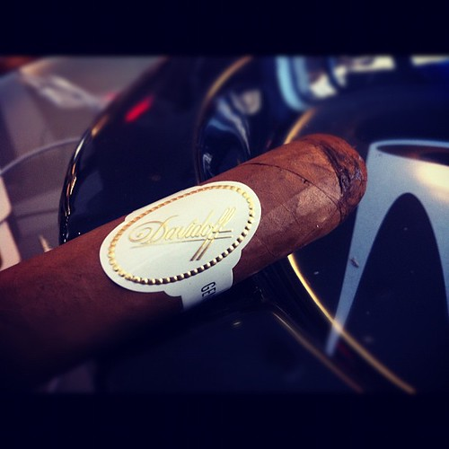 Another Davidoff Special R...different Drapers location.
