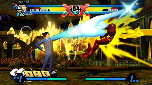 Ultimate Marvel vs Capcom 3 for PS Vita