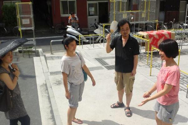 横浜のドヤ街を舞台にしたアートプロジェクト「寿から絵を放つ」 と「絵のパレード」_06