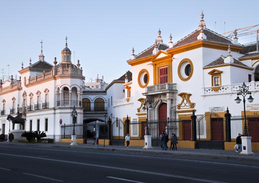 Siviglia Plaza de Toros