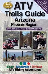 ATV Trails Guide Arizona Phoenix Region Cover