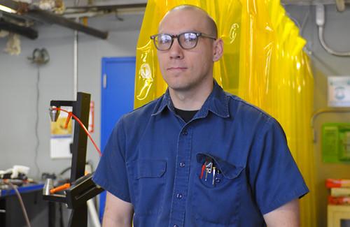 Ricky, Cantabrigian Mechanics
