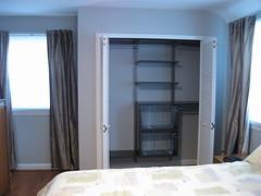 New Bedroom Closet