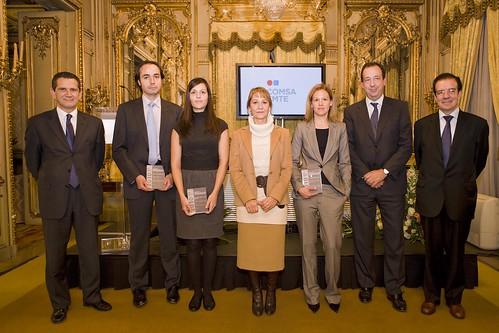 Premio COMSA EMTE de Ferrocarriles