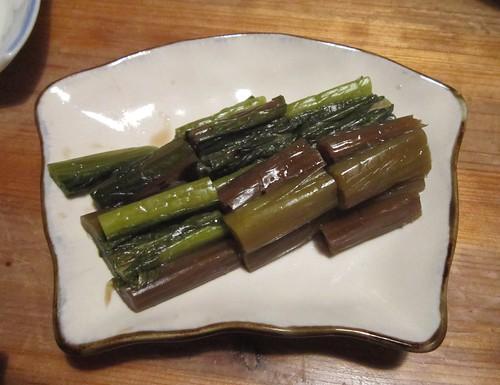 野沢菜漬け 2012年2月18日 by Poran111