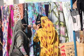 Sinaw, Bedouin women