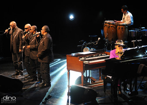 Blind Boys of Alabama at Dr. John's Louis Armstrong Tribute at Brooklyn Academy of Music