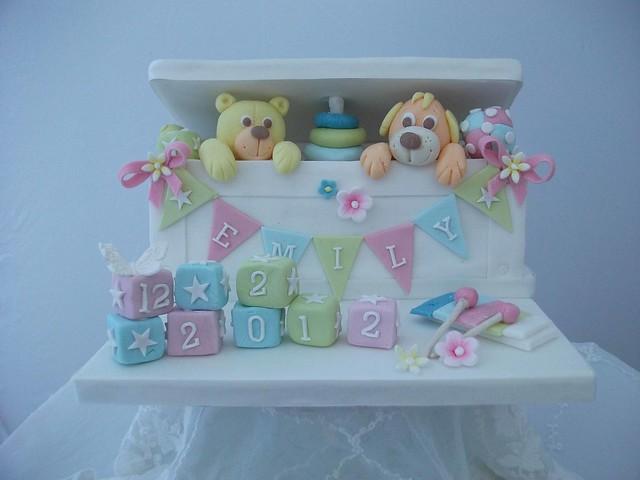 Toybox cake, Fujifilm FinePix J27 J28 J29
