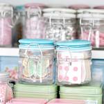 Inside my baking cupboard