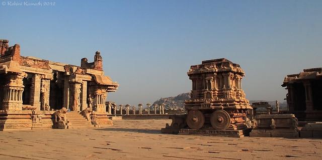 Vitthala Temple_Chariot