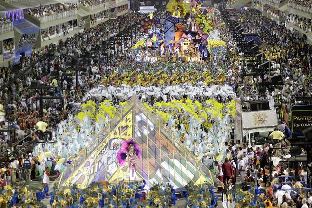 Carnaval 2012 - Escola Renascer de Jacarepaguá- Foto Raphael David|Riotur