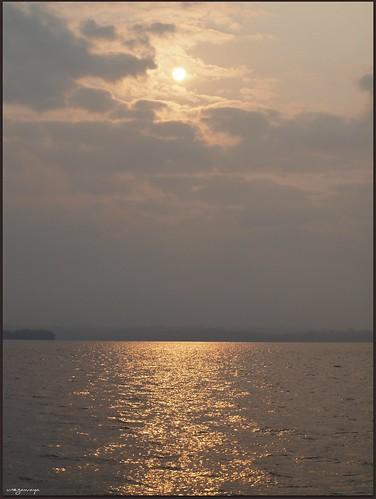 park lagune sunrise landscape dawn soleil lumière laguna paysage lever aurore gabon aube loango iguela iguéla loangonationalpark