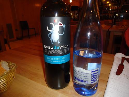 Zaragoza | Bole | Vino y agua