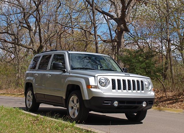 2012 Jeep Patriot 14