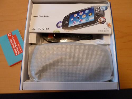 Sony Playstation Vita 3G