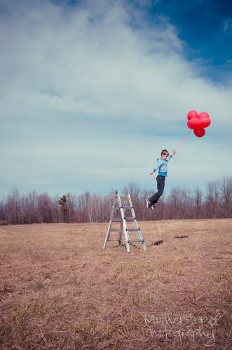 气球排出2