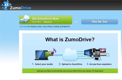 Zumbo Drive