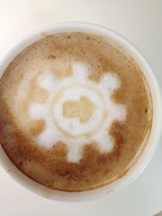 Today's latte, Google Apps Script.