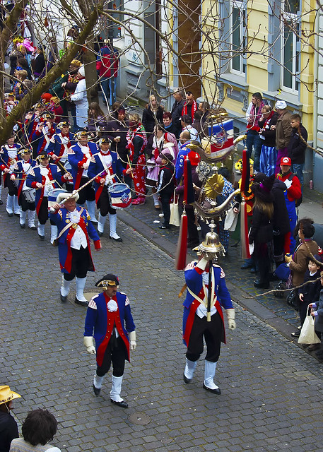 Carneval 2012 - Bonn