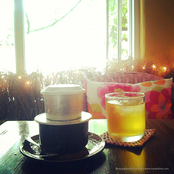 tôi yêu ly cà phê buổi sáng