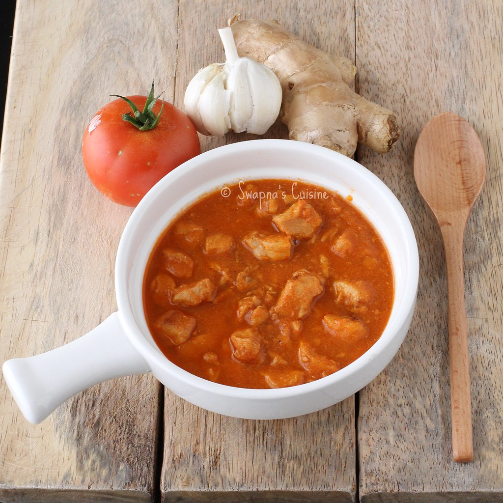 Swapnas cuisine butter chicken murgh makhani recipe butter chicken murgh makhani recipe forumfinder Image collections