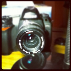 My Nikon Camera